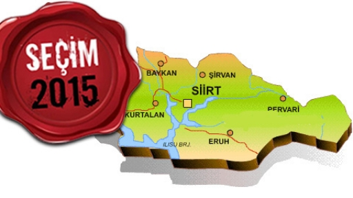 2015 Genel Seçimleri ve Siirt Sonuçları