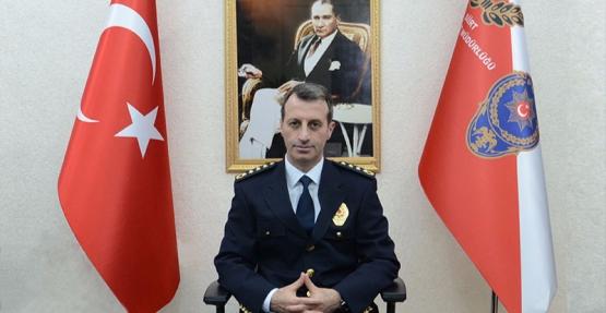 İl Emniyet Müdürümüz Metin Özkan,  Dış İlişkiler Daire Başkanlığına Getirildi
