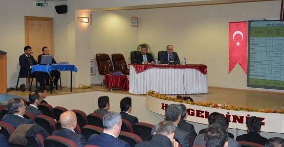 2016 Yılının İlk Koordinasyon Kurulu Toplantısı Yapıldı