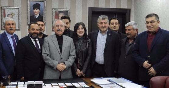 Güneydoğu Anadolu Gazeteciler Federasyonu, Mardin´de Toplandı