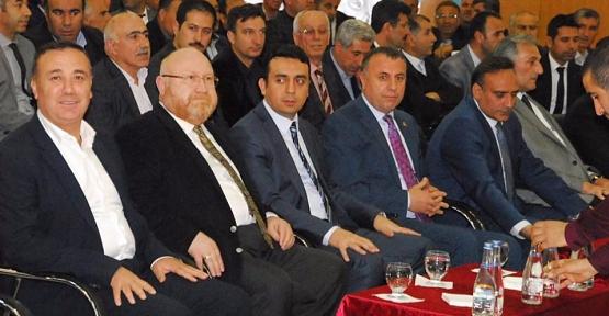 Cumhurbaşkanı Başdanışmanı Şener, Kurtalan İlçemizdeydi