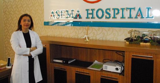 Fizik Tedavi ve Rehabilitasyon Uzmanı Dr. Nezihe Akar Özel Asema Hospital'da