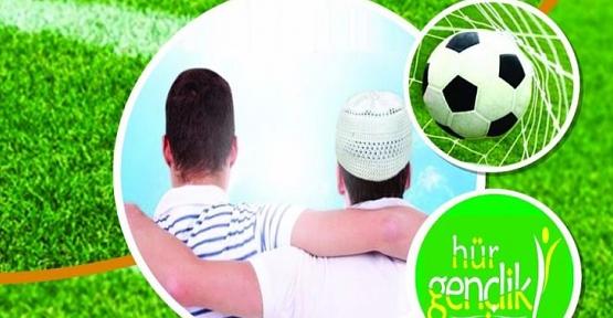 """Siirt'te """"Haydi Gençler Kardeşlik Turnuvasına"""" Yarışması"""