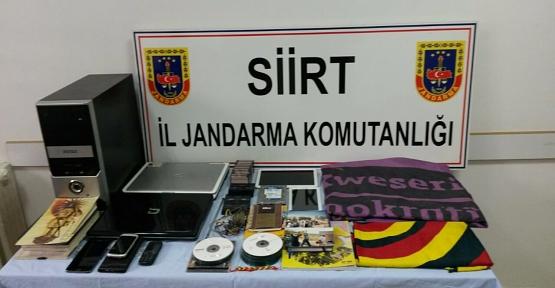 Terör Operasyonunda, Gökçebağ Beldesinde 11 Gözaltı