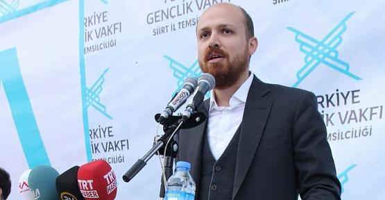 """Bilal Erdoğan: """"16 Nisan CHP'nin de Kurtuluşunu Sağlayacak"""""""