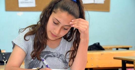 14 Kardeşin Ortancası Şirvanlı Esma, TEOG Türkiye 1'incisi Oldu