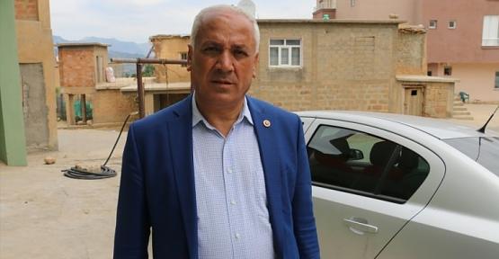 Baykan AK Parti İl Genel Meclis Üyesinin Aracına Patlayıcı Tuzaklanması