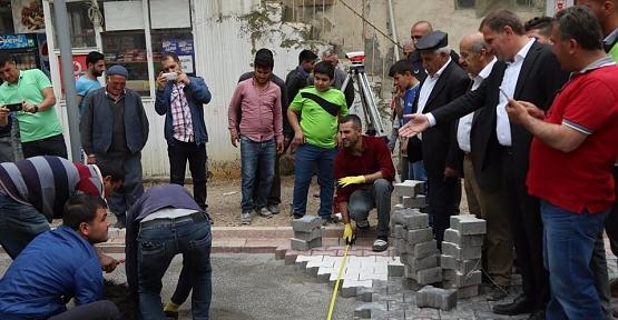 Pervari'de Alt Yapı Yenilendi, İlçeye 24 Saat Kesintisiz Su Veriliyor