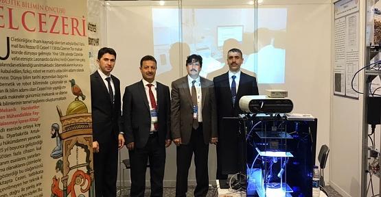 Siirt Üniversitesi, Ar-Ge İşbirlikleri Zirvesi ve Fuarı'na Katıldı