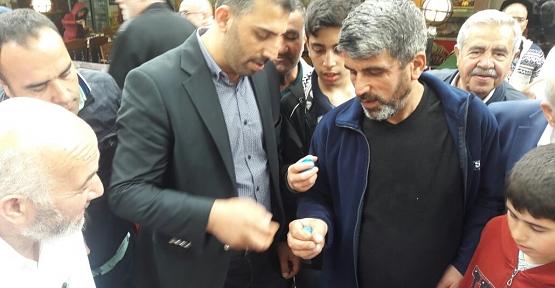 Yumurta Bayramı (Şıhrıl Bayf) İstanbul'da Kutlandı