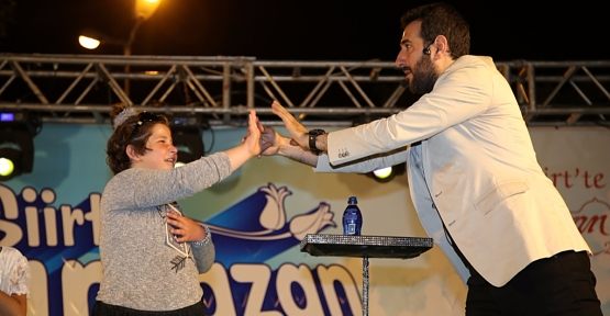 Belediyenin Ramazan Etkinliklerine İlgi Büyük