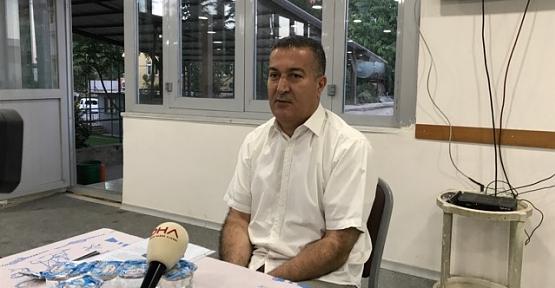 CHP İl Başkanı Bilek, Gazetecilere İftar Verdi