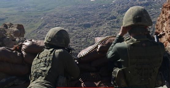 Herekol'daki Çatışmada: 3'ü Ölü, 6 Terörist Etkisiz Hale Getirildi