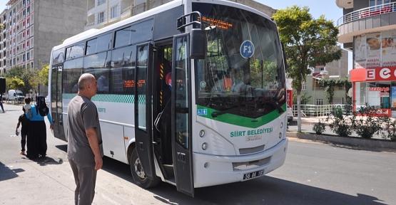 Belediye Otobüsleri Bayramın 4 Günü Ücretsiz