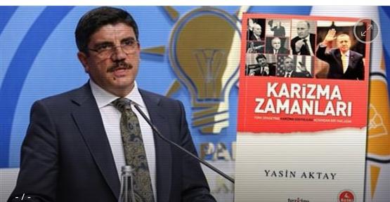 """Yasin Aktay'ın """"Karizma Zamanları""""  Kitabı Arapça'ya Çevrildi"""