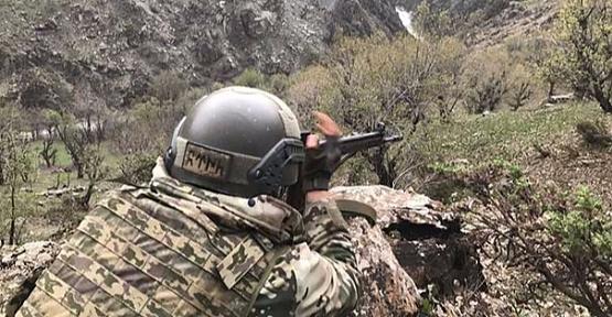 Eruh İlçe Kırsalında Bir Terörist Etkisiz Hale Getirildi