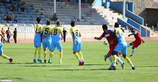 Siirt İl Özel İdarespor, Mardin 47 Spor'u 2-0 Yendi