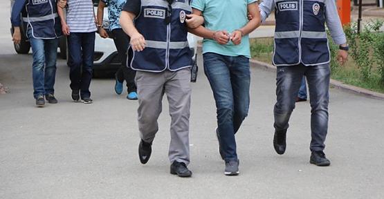 Siirt Merkezli Terör Operasyonunda 39 Gözaltı
