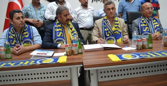 Siirt İl Özel İdaresi Köy Hizmetlerispor da Hedef 3.Lig