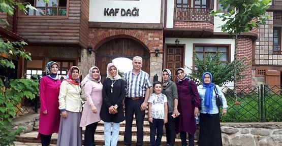 Siirtli Kadınlar Karadeniz'i Gezdi