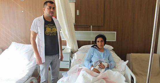 Devlet Hastanesinde Akciğer Kist Rezeksiyonu Ameliyatı Yapıldı