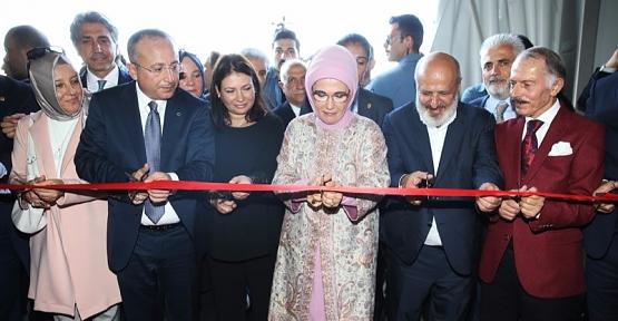 Emine Erdoğan Siirt'in Tanıtım Günlerine Katıldı