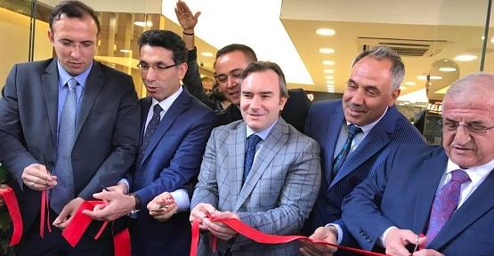 Lokanta Osman'ın Açılışı Yapıldı
