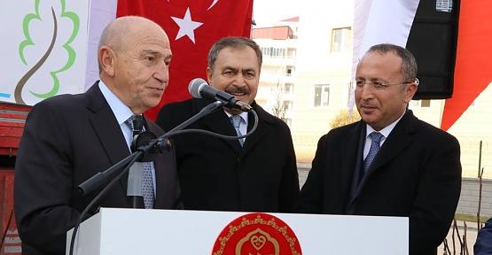 Bakan Eroğlu, Siirt'in Projelerini 31 Aralık 2019 Tarihine Kadar Bitirmek İçin Büyük Bir Hamle Başlattık
