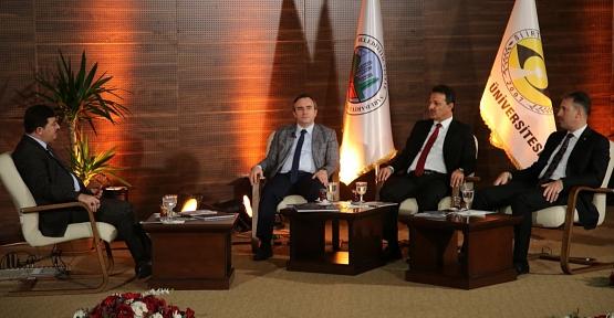 """TRT Kürdi'nin """"Yerel Gündem"""" Programına Konuk Oldular"""