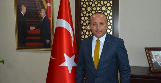 """Vali Ali Fuat Atik'in """"10 Ocak Çalışan Gazeteciler Günü"""" Mesajı"""