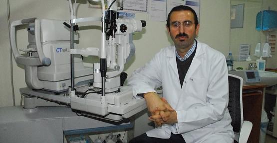 Yrd. Doç. Dr. Adem Gül, Göz İltihabının Belirtilerini Anlattı