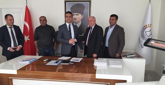 Belediye İş Sendikası İle Kayabağlar Belediyesi Arasında Toplu İş Sözleşmesi İmzalandı