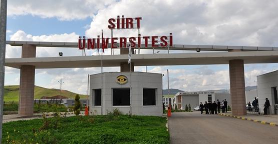 Taşeron İşçilerde İlk Sonuç Siirt Üniversitesinden