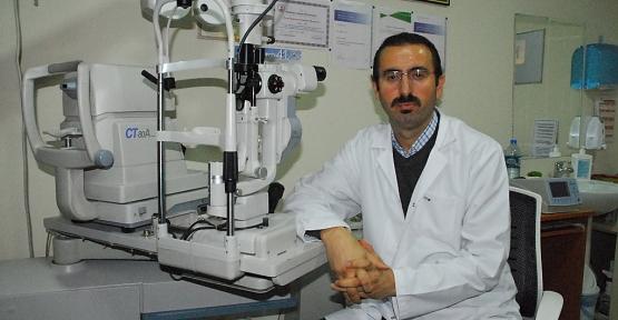 Yrd. Doç. Dr. Adem Gül, Çocuklarda Göz Problemlerini Göz Ardı Etmeyin