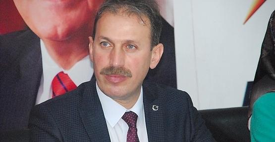 AK Parti İl Başkanı Fuat Özgür Çalapkulu'dan Regaip Kandili Mesajı