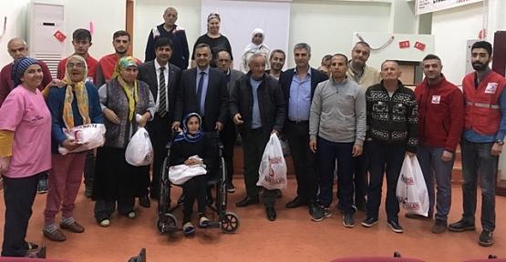 Yaşlılara Saygı Haftasında Kızılay'dan Anlamlı Ziyaret