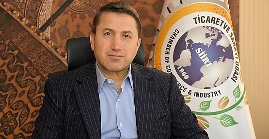 Siirt Ticaret ve Sanayi Odası Yönetim Kurulu Başkanı Güven Kuzu'dan Miraç Kandili Mesajı