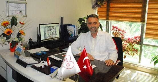 Anestezi Uzmanı Dr. İhsan Eren, Özel Siirt Hayat Hastanesinde