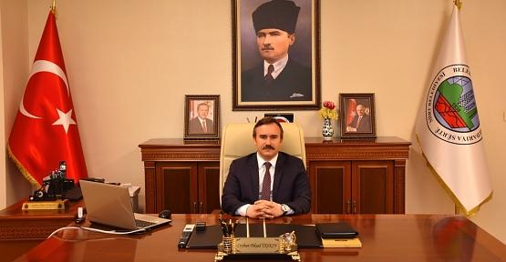 Belediye Başkan Vekili Ceyhun Dilşad Taşkın'dan Ramazan Ayı Mesajı