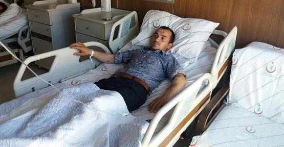 EYP Tuzağı: 2 Korucu Yaralandı