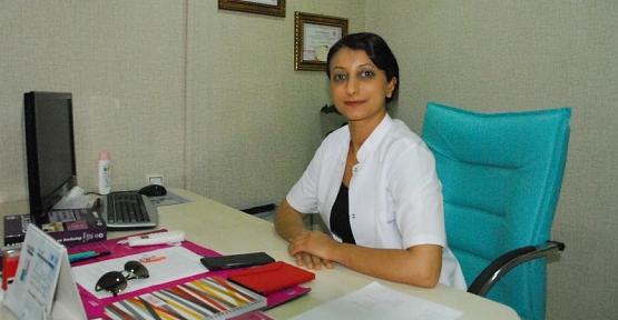 Kadın Doğum Doktoru Zeynep Bilge Keleş, Özel Siirt Hayat Hastanesinde