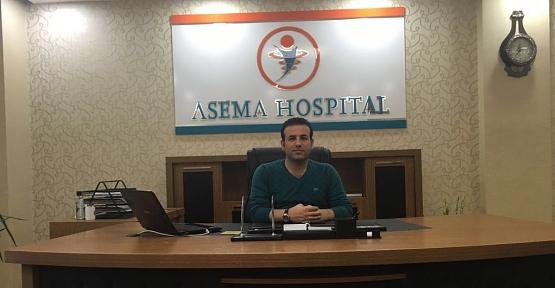 Özel Asema Hospital'dan Ramazan Bayramı Mesajı