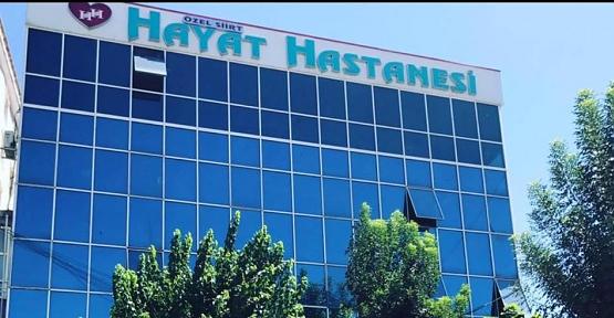 Özel Siirt Hayat Hastanesi'nden Ramazan Bayramı Mesajı