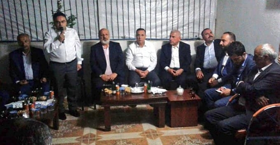 Sancak, Cumhurbaşkanı Erdoğan'ın Kürtleri Bu Vatanın Sahiplerinden Birisi Olarak Görüyor