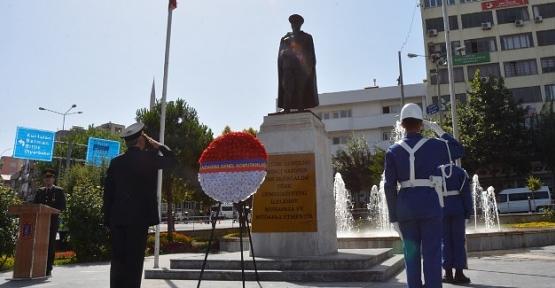 Siirt'te Jandarma Teşkilatının 179. Kuruluş Yıldönümü Törenle Kutlandı