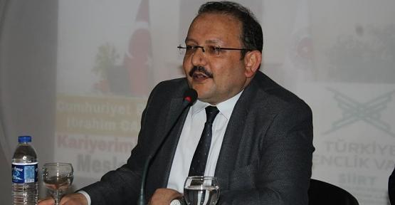 İbrahim Cansever, Aksaray Cumhuriyet Başsavcısı Oldu