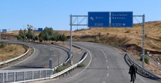 Siirt Milletvekili Osman Ören, Kurtalan-Beşiri-Batman Yoluyla İlgili Açıklama Yaptı
