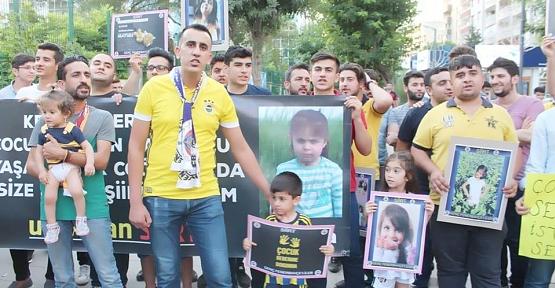 UltrAslan veGenç Fenerbahçeliler, Eylül ve Leyla İçin Yürüdü