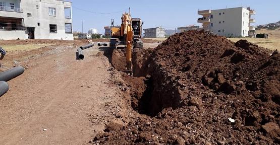 SİSKİ Müdürlüğü Tarafından Son Bir Haftada 2700 Metre Kanalizasyon Hattı Döşemesi Yapıldı