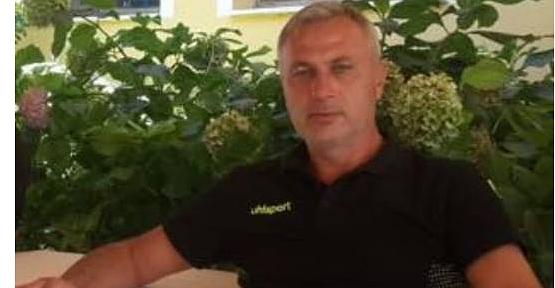 """Ahmet Erten, """"Hedefimiz Şampiyonluk"""""""